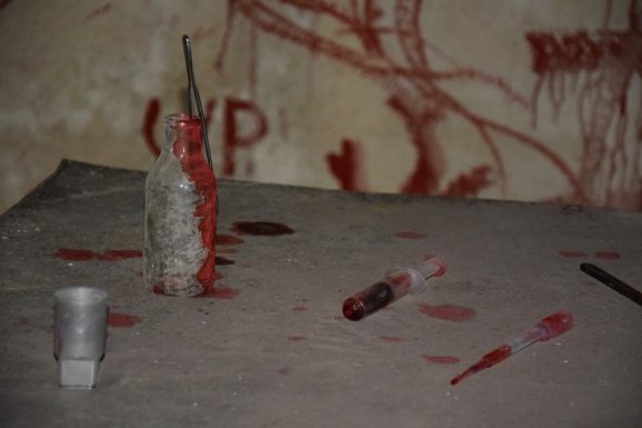 Bloody Table